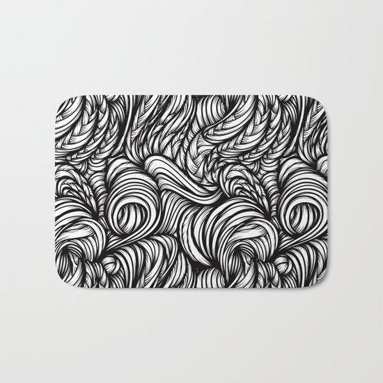 Waves XI Bath Mat