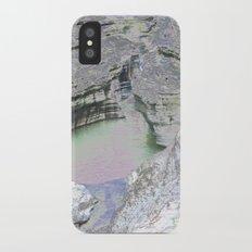 Chromascape 8 (Watkins Glen) Slim Case iPhone X