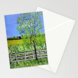 Spring Medow  Stationery Cards