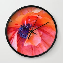First Impression Wall Clock