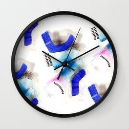 Impatience of Time Wall Clock