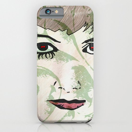 Took My Hands Off of Your Eyes Too Soon iPhone & iPod Case