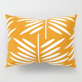 Leaves- minimal Pillow Sham