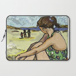 Dolly Dreaming (Saw Sea Series) Laptop Sleeve