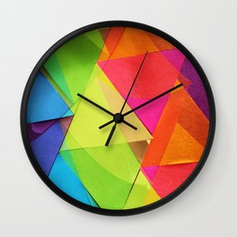 """""""tranquility"""" Wall Clock"""