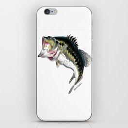 Mr Bass iPhone Skin