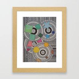 KL-1.6 Framed Art Print