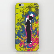 Frankie iPhone & iPod Skin