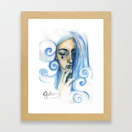 Queen of Morail Framed Art Print
