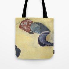 Scattering shells Tote Bag