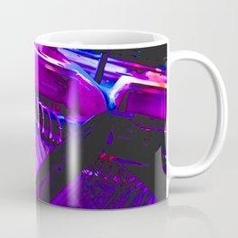 Neon Piano Coffee Mug