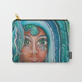 LADY OF LOURDES Carry-All Pouch