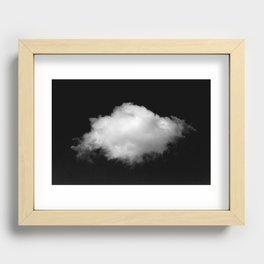 Up Recessed Framed Print