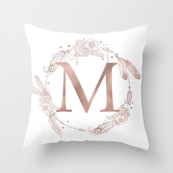 Monogrammed Throw Pillows Society40 New Monogrammed Decorative Pillows