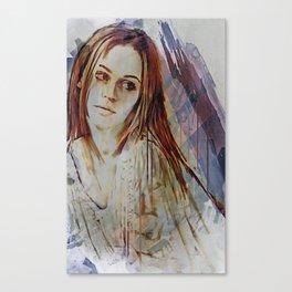 Suspects Canvas Print