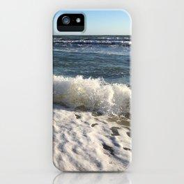 Crashing Sea iPhone Case