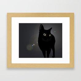 Eye on You Framed Art Print