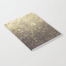 Gold Honey Notebook