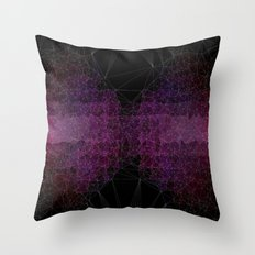 Abstract Polygons Throw Pillow