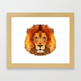 His Majesty Framed Art Print