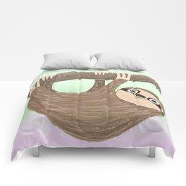 Hello Sloth Comforters