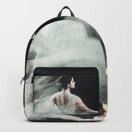 Ghost Dance Ballet Dancers Backpack