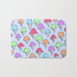 ice cream ice cream -3- Bath Mat
