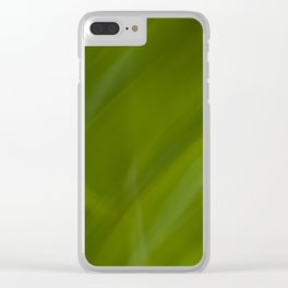 Motion afterimages #2 Clear iPhone Case