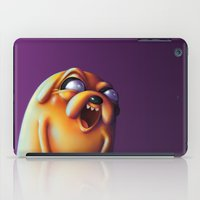 jake iPad Cases featuring Jake  by Kamory