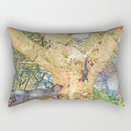 Squirrel Fever Rectangular Pillow