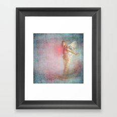 HIDDEN EMOTIONS - Where the heart goes ... Framed Art Print