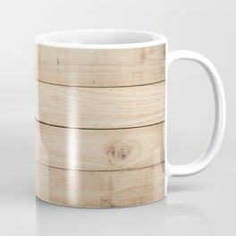 Wood plank texture 2 Coffee Mug