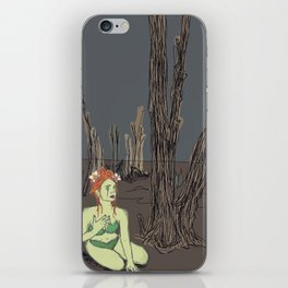 Poisoned Ivy iPhone Skin