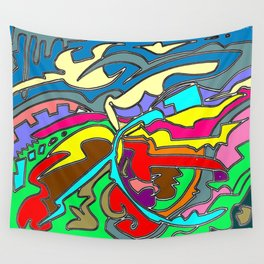 The Edge Wall Tapestry