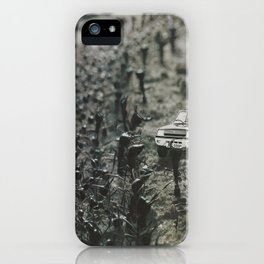 Arrival at the Colony iPhone Case