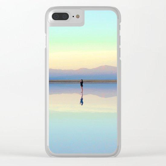 San Pedro de Atacama, Chile Clear iPhone Case