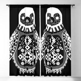 Black Penguin Ecopop Blackout Curtain