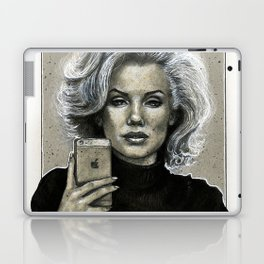 Marilyn Selfie Laptop & iPad Skin