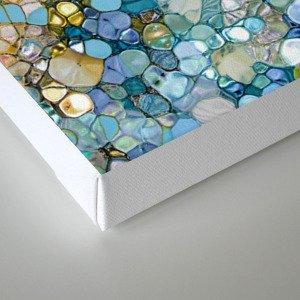 Sparkling Sea Canvas Print