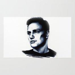Marlon Brando Rug