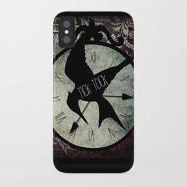 Tick Tock iPhone Case