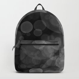Black and White Spotted3 Backpack