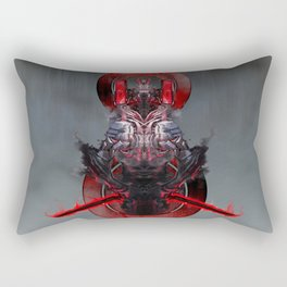 Hachiman, the Divine Protector Rectangular Pillow
