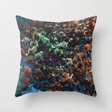 Altered Life Throw Pillow