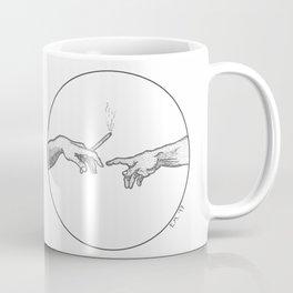 AFTER THE CREATION OF ADAM Coffee Mug