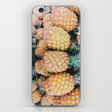 pineapple for days  iPhone & iPod Skin