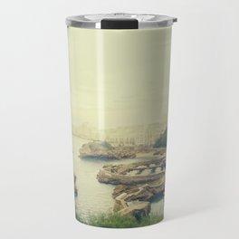 Vintage Biarritz Travel Mug