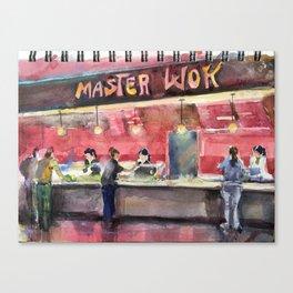 Master Wok Canvas Print