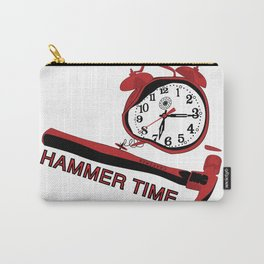 MC HAMMER TIME Carry-All Pouch