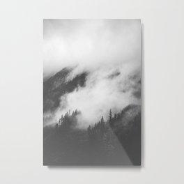 PNW Storm II Metal Print